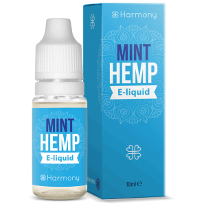 Product image of Harmony E-liquid 300mg CBD - Mint (10ml)