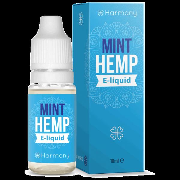 Product image of Harmony E-liquid 600mg CBD - Mint (10ml)