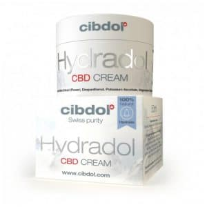 Product image of Hydradol, hydrating CBD cream