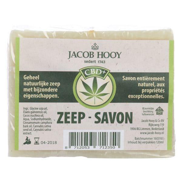 Product image of Jacob Hooy CBD Soap