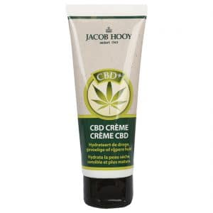 Product image of Jacob Hooy CBD cream